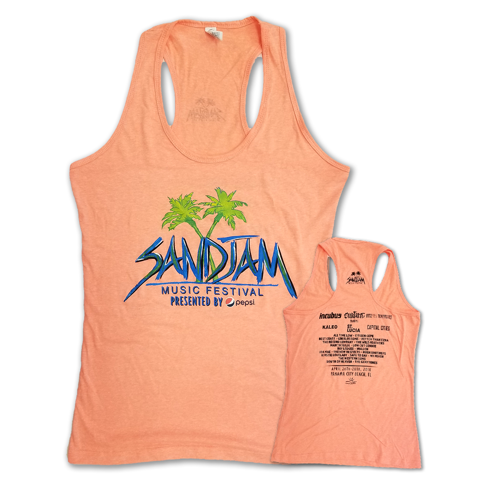 6150e4db6823 Merchandise - SandJam